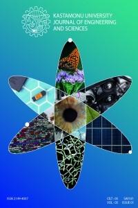 Kastamonu University Journal of Engineering and Sciences