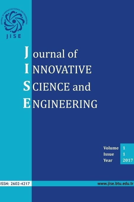 Journal of Innovative Science and Engineering