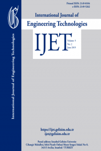 International Journal of Engineering Technologies IJET