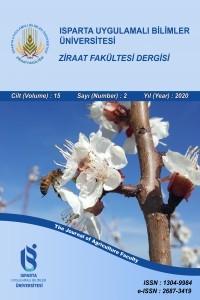 Ziraat Fakültesi Dergisi