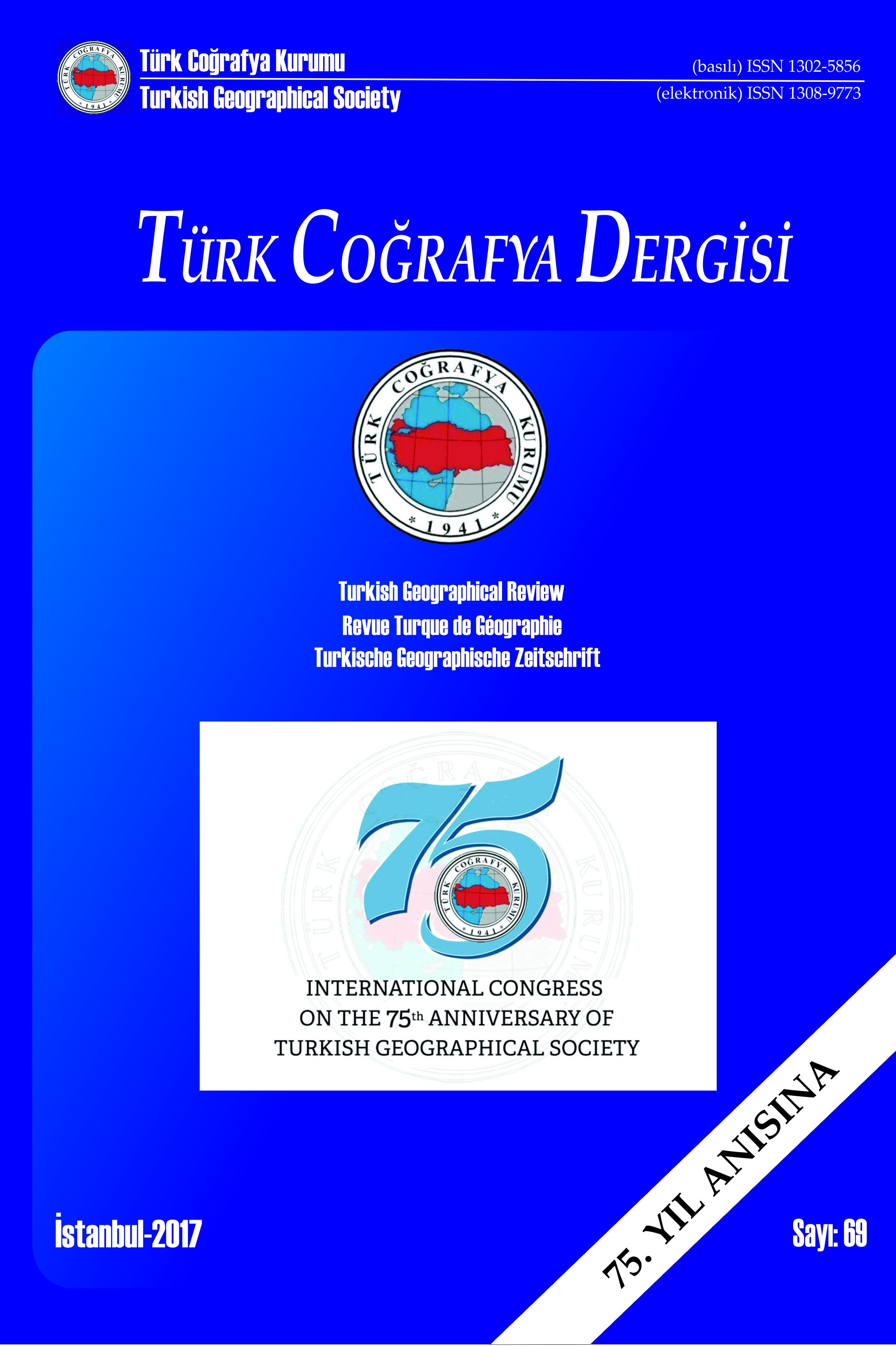 Turkish Geographical Review