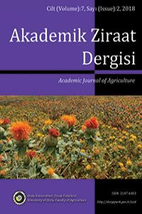 Akademik Ziraat Dergisi