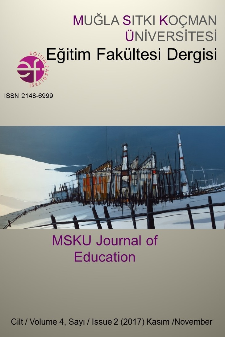 MSKU Journal of Education